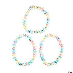 Stretchable Candy Necklaces