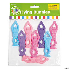 Stretchable Easter Flying Bunnies