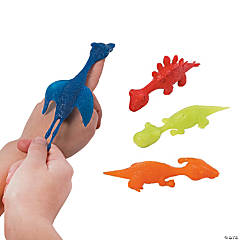 Stretchy Flying Dinosaur Flingers