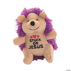Stuck on Jesus Stuffed Hedgehogs