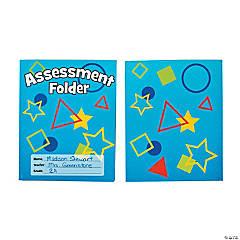 Student Assessment Pocket Folders