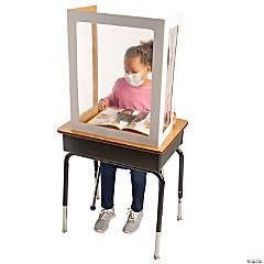 Study Carrel with Acetate Window