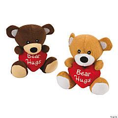 Stuffed Bear Hugs