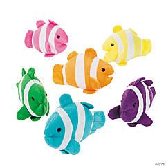 Stuffed Clown Fish