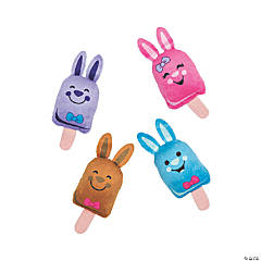 Stuffed Easter Bunny Pops