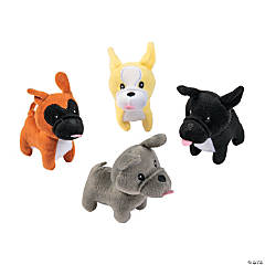 Stuffed French Bulldogs