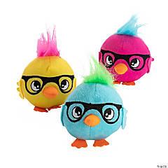Stuffed Goofy Birds