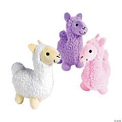 Stuffed Llamas - 12 Pc.