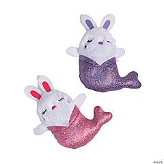 Stuffed Merbunnies