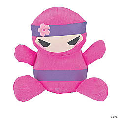 Stuffed Ninja Girls