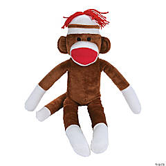 Stuffed Sock Monkey