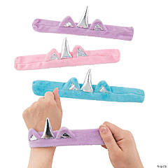 Stuffed Unicorn Slap Bracelets