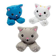 Stuffed Walking Cat Puppets