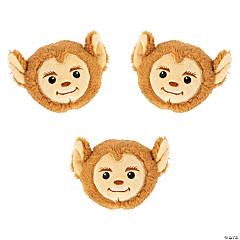 Stuffed Werewolf Heads