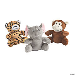 Stuffed Zoo Animals with Sound