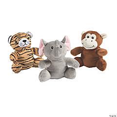 Stuffed Zoo Animals with Sound