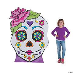 Sugar Skull Girl Stand-Up