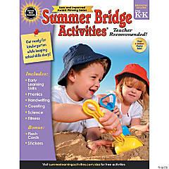 Summer Bridge Activities® Workbook, Grades PreK-K