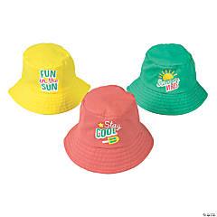 Summer Fun Bucket Hats