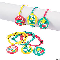 Summer Fun Rope Bracelets
