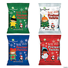 Summer Harvest® Christmas Bags of Pretzels