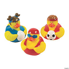 Summer International Games Rubber Duckies