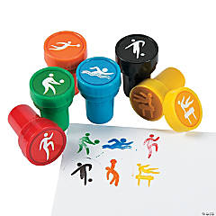 Summer Sports Stampers