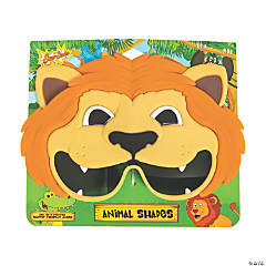 Sun-Staches® Lion Sunglasses