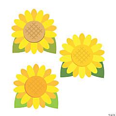 Sunflower Bulletin Board Cutouts