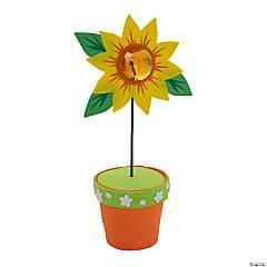 Sunflower Flowerpot Craft Kit