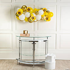 Sunflower Party Latex Balloon Garland Kit