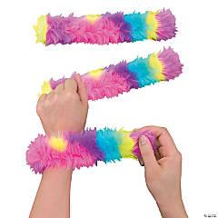 Super Fluffy Slap Bracelets