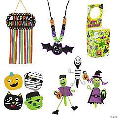 Super Halloween Craft Assortment