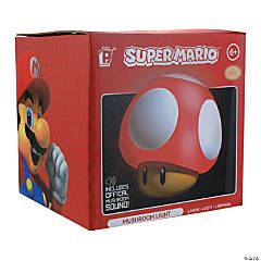 Super Mario Bros.™ Mushroom Light with Sound