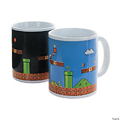 Super Mario Bros.™ Heat Change Ceramic Mug