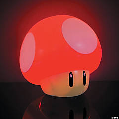 Super Mario Bros.™ Mushroom Light with Sound