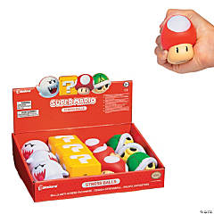 Super Mario Bros.™ Stress Toys PDQ