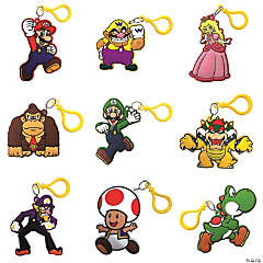 Super Mario™ Hanger & Trading Card Collector Pack