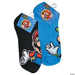 Super Mario™ Kid's Ankle Socks - 9 - 11