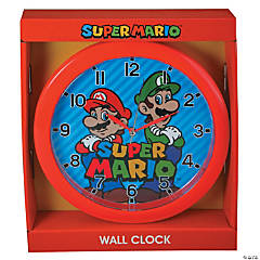 Super Mario™ Wall Clock