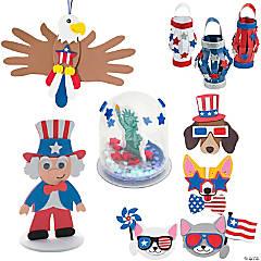 Super Patriotic Craft Kit