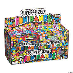 Super-Sized Fun Band Assortment