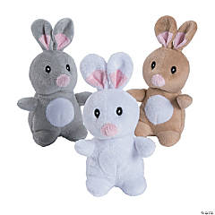 Super Soft Stuffed Easter Bunnies