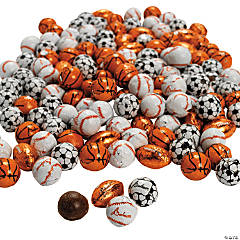 Super Sports Chocolate Balls