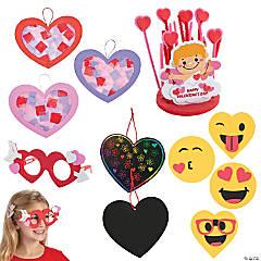 Super Valentine Craft Assortment