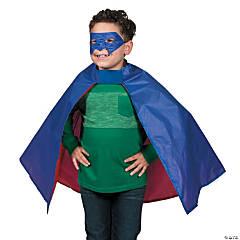 Superhero Cape & Mask Set