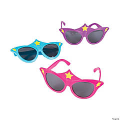 Superhero Girl Sunglasses