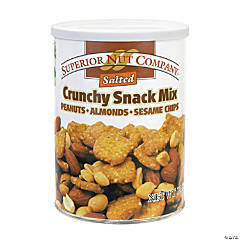 SUPERIOR NUT Salted Crunchy Snack Mixed Nuts, 15 oz, 2 Pack