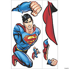 Superman-Day Of Doom Peel & Stick Giant Decal