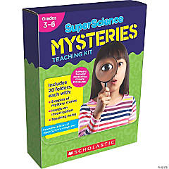 SuperScience Mysteries Kit
